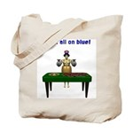 Bailout Bill Tote Bag