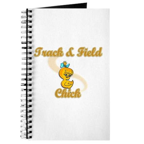 Track & Field Chick #2 Journal