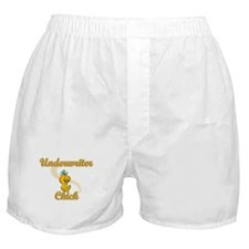 Underwriter Chick #2 Boxer Shorts