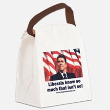 Liberals Know So Much That Is Not So ! Canvas Lunc