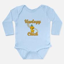 Urology Chick #2 Long Sleeve Infant Bodysuit