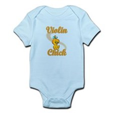 Violin Chick #2 Onesie