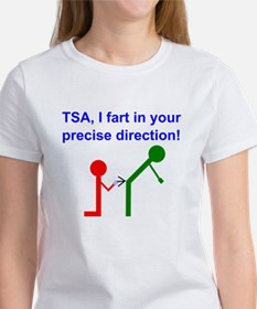 Fart on TSA Tee