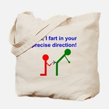 Fart on TSA Tote Bag