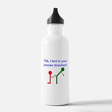 Fart on TSA Water Bottle