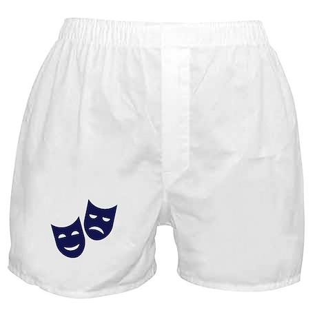 Theater masks Boxer Shorts