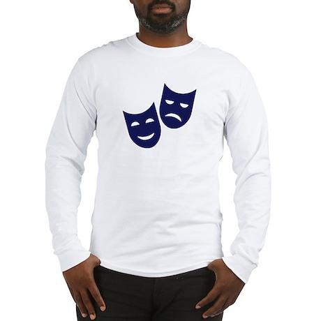 Theater masks Long Sleeve T-Shirt