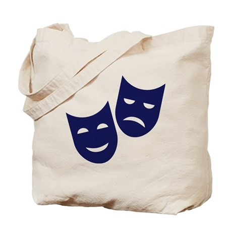 Theater masks Tote Bag