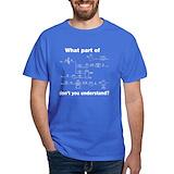 Engineering Mens Classic Dark T-Shirts