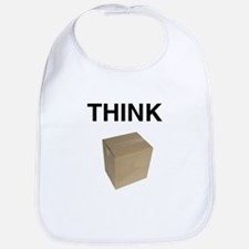 Think Outside The Box Bib