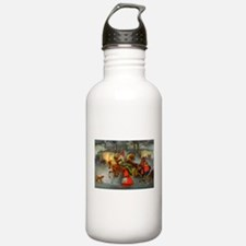 Let's Go For a Ride Sports Water Bottle
