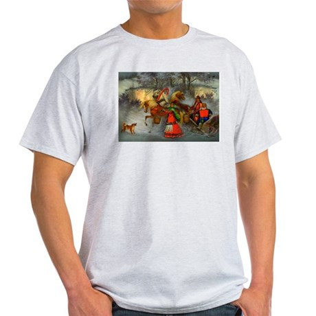 Let's Go For a Ride Light T-Shirt