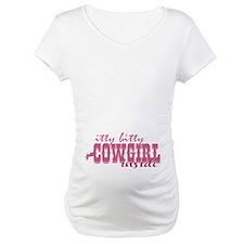 Itty Bitty Cowgirl Inside Shirt