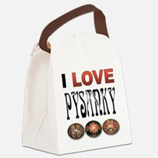 I love pysanky 2 Canvas Lunch Bag