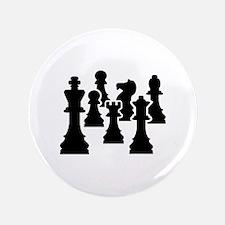 """Chess Chessmen 3.5"""" Button"""