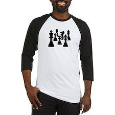 Chess Chessmen Baseball Jersey