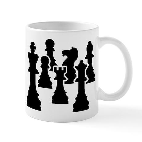 Chess Chessmen Mug