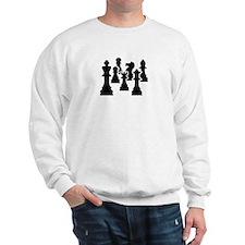 Chess Chessmen Sweatshirt