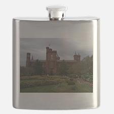 Smithsonian Castle Flask
