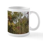 Fall Trees Photography Mug