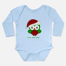 Cute Modern Long Sleeve Infant Bodysuit