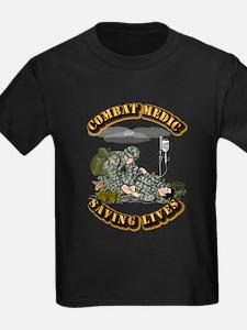 Combat Medic - Saving Lives T