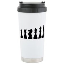 Evolution chess Travel Mug