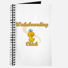 Waterboarding Chick #2 Journal
