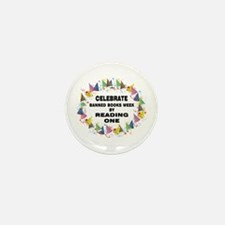 Banned Books Week Mini Button (10 pack)