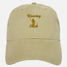 Weaving Chick #2 Baseball Baseball Cap