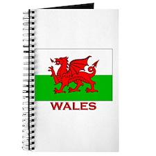 Wales Flag Gear Journal