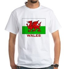 Wales Flag Gear Shirt