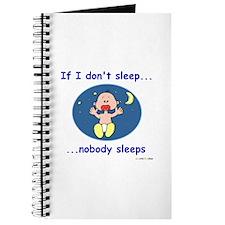 If I Don't Sleep... (English) Journal