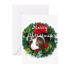 Funny Pig christmas Greeting Cards (Pk of 10)