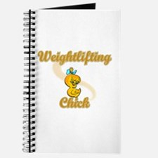Weightlifting Chick #2 Journal