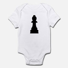 Chess bishop Infant Bodysuit