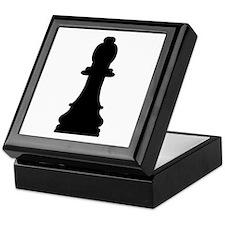 Chess bishop Keepsake Box
