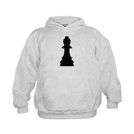 Chess bishop Kids Hoodie