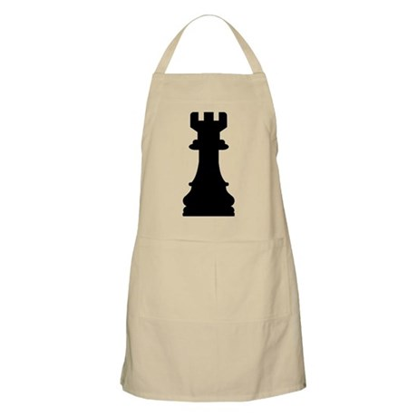 Chess castle Apron
