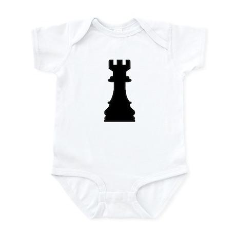 Chess castle Infant Bodysuit