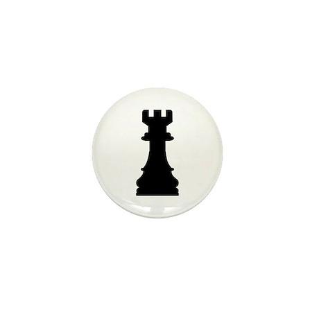 Chess castle Mini Button (100 pack)