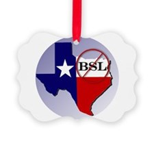 No BSL TX Yard Sign.png Ornament