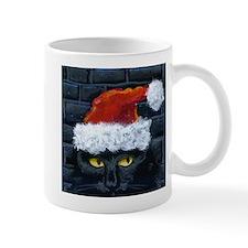 Kitty Claws Secret Santa Mug