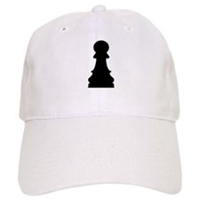 Chess pawn Baseball Cap