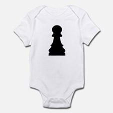 Chess pawn Infant Bodysuit