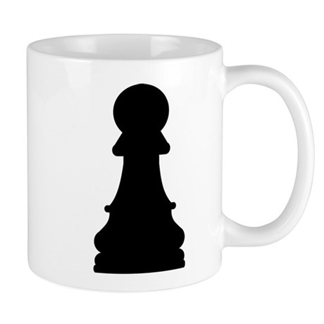 Chess pawn Mug