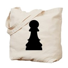 Chess pawn Tote Bag