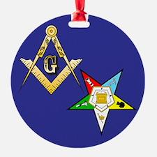 Masonic - Eastern Star Ornament