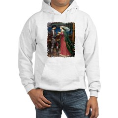 Sharing the Cup Hoodie