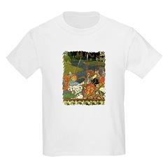 Russian Fairytale Kids T-Shirt